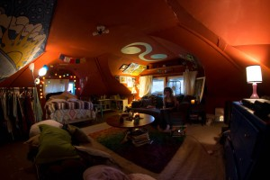 My hobbit home